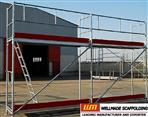 Plettac Layher Europe Frame Scaffolding