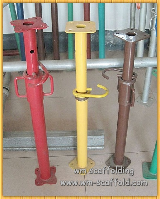 Acrow Prop For Home : Light duty scaffolding acrow prop steel