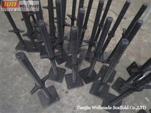 Adjustable Scaffolding Base Screw Jack
