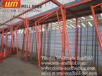 Construction Main Frame Vertical Walk Through Frame Scaffold