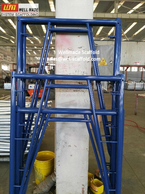 Snap On Scaffolding : Snap on frame scaffolding to usa from wellmade china