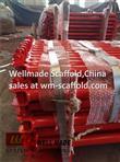 Wedge Lock Scaffolding to ARABIA/Slab Formwork Shuttering Concrete