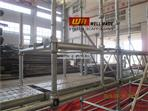 instant scaffold modular cuplock types of scaffolding