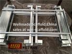 Euro Tower Frame Scaffolding Double End Braces