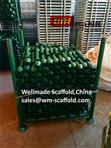 Construction Cuplock Scaffold Standards Slab Formwork System