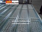 320mm layher scaffolding allround system steel planks
