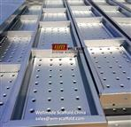 300 x 50 mm perforated scaffold walk board steel planks nigeria oilgas