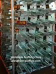 Falsework Multiprop Forkhead Spindle-4 Ways Forkhead Screw Jacks
