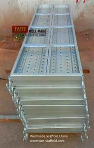 Scaffolding Frame Cat Walk Boards- System Scaffold Access System Parts
