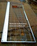 Temporary Security Fencing Panels to Canada- Wire Mesh Fences